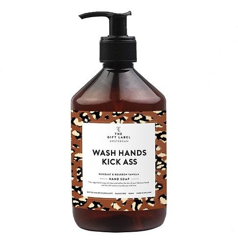 Wash Hands Kick Ass Hand Soap 500ml