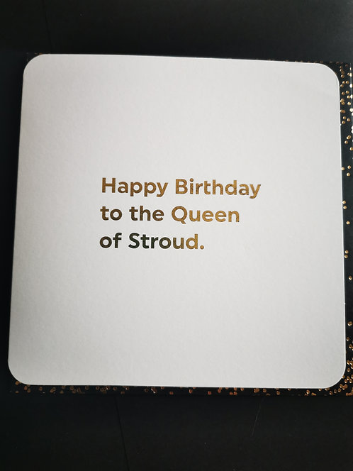 Queen Of Stroud