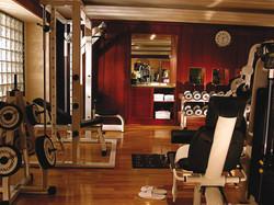 Westin Excelsior Rome Gym