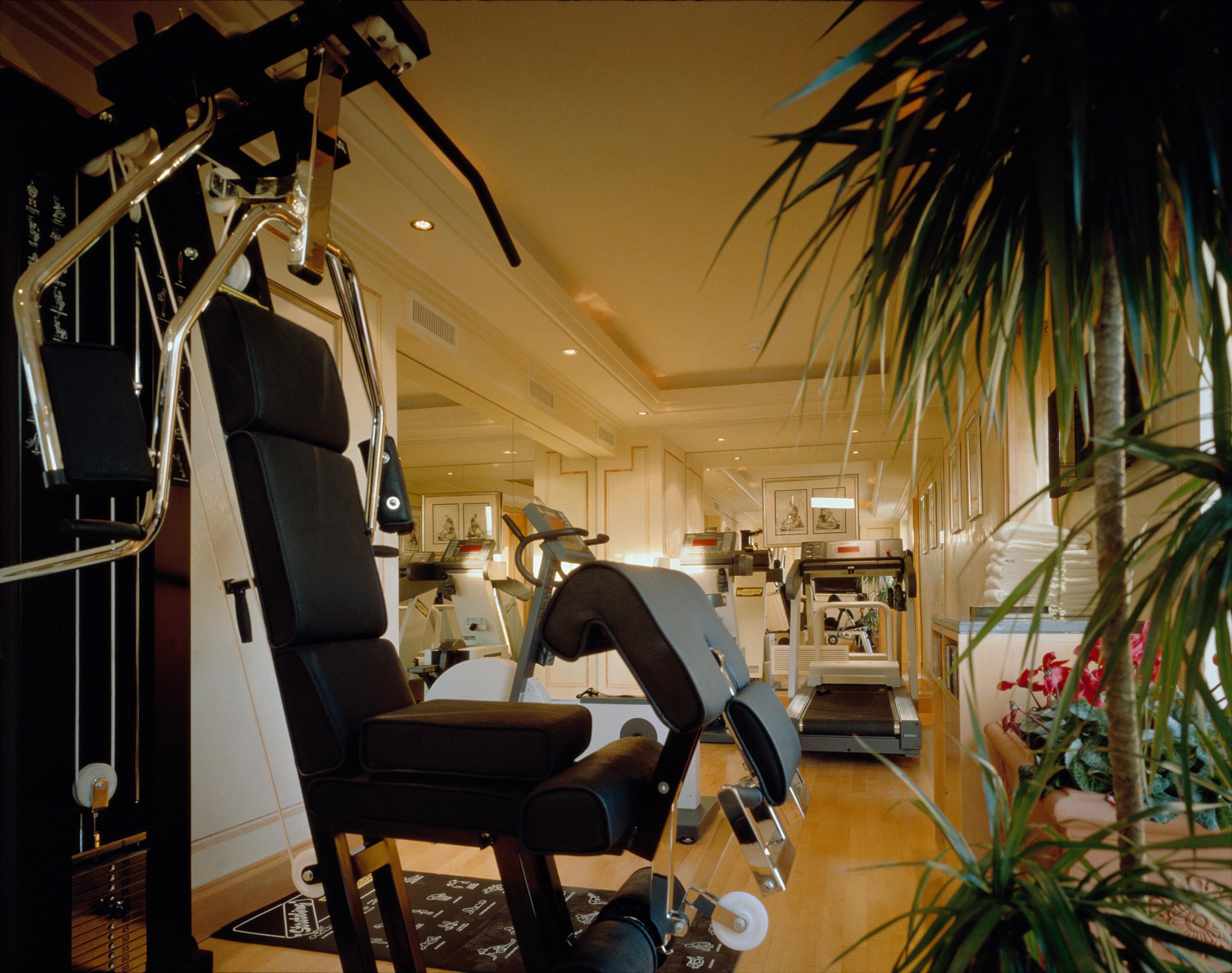 14. Villa la Cupola - fitness room
