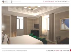 Aleph Rome Hotel Italy5
