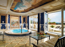 15. Villa la Cupola - jacuzzi room