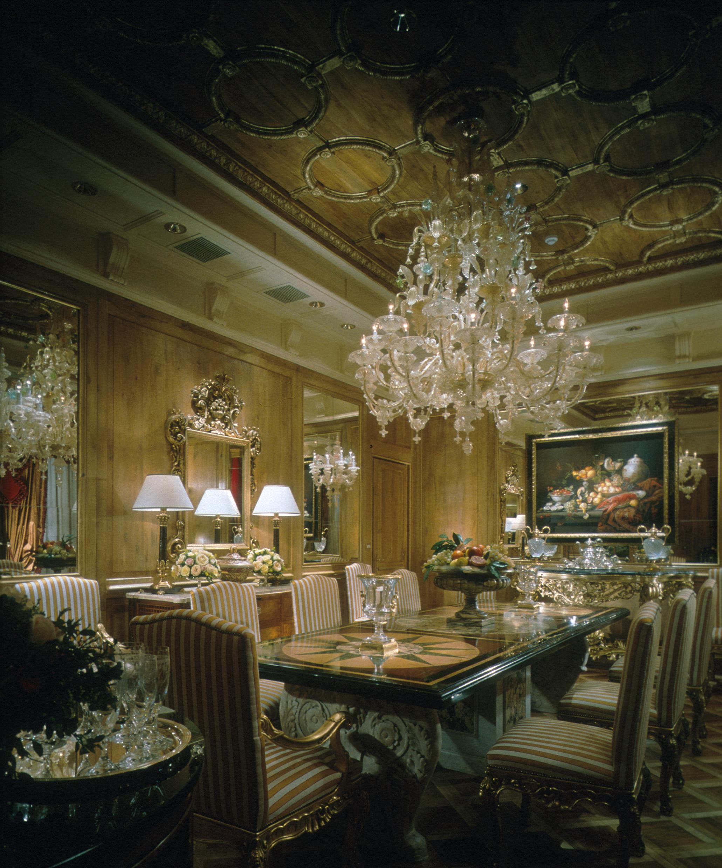 06. Villa la Cupola - dining room
