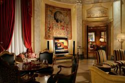 03. villa la Cupola - living room