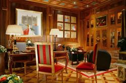 04. Villa la Cupola - library