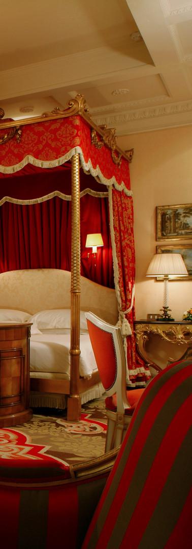 Villa La Cupola Presidential Suite Westin Excesior Rome Italy