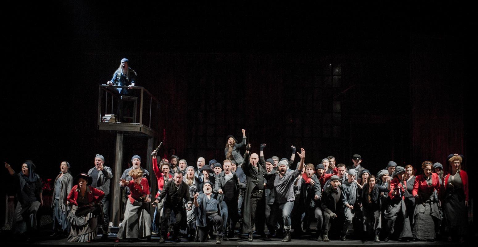 Andrea Chenier-Opera North