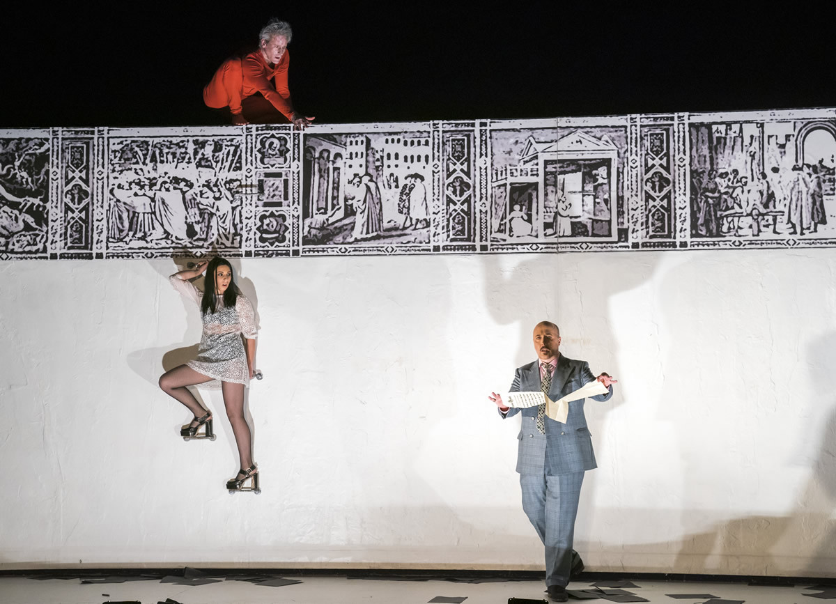 Gianni Schicchi-Opera North