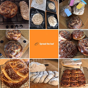 Challah-Rye-and-cinnamon-buns