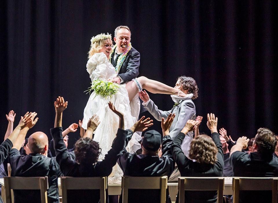 Greek passion-Opera North