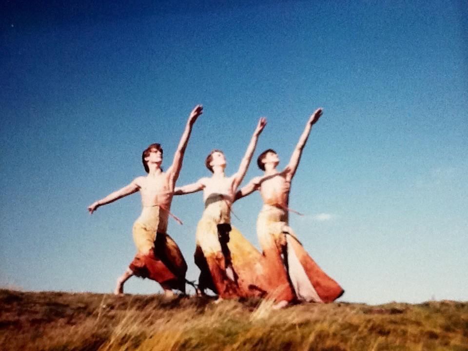 Dancers annonymous.