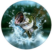 Tom Fleming-  Wildlife art
