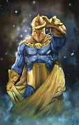 Tom Fleming- Dr. Fate