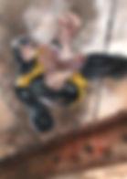 Original X-men Beast