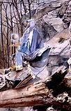 Tom Fleming- Wizard fantasy art