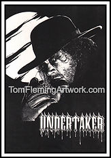 undertaker Print