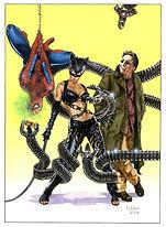 Tom Fleming-  Gag magazine cover art