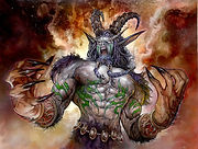 Tom Fleming- World of Warcraft Art