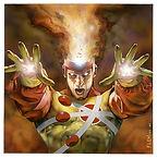 Tom Fleming- Firestorm