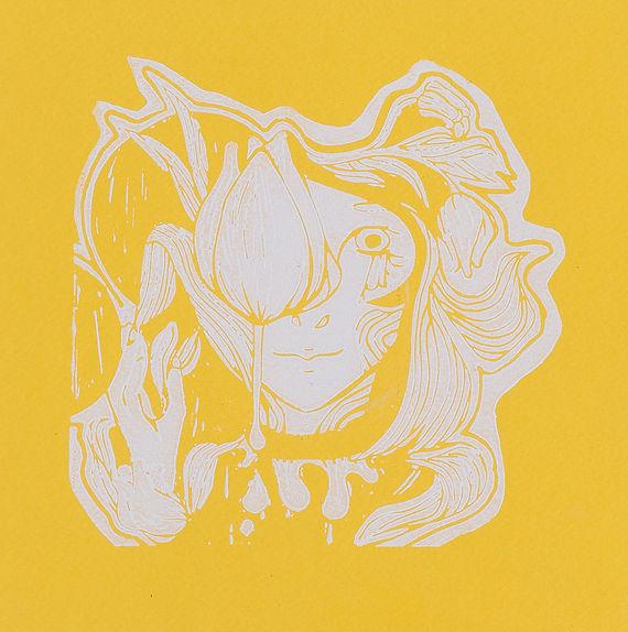 Hana Collection_Yellow Tulip (1/2)