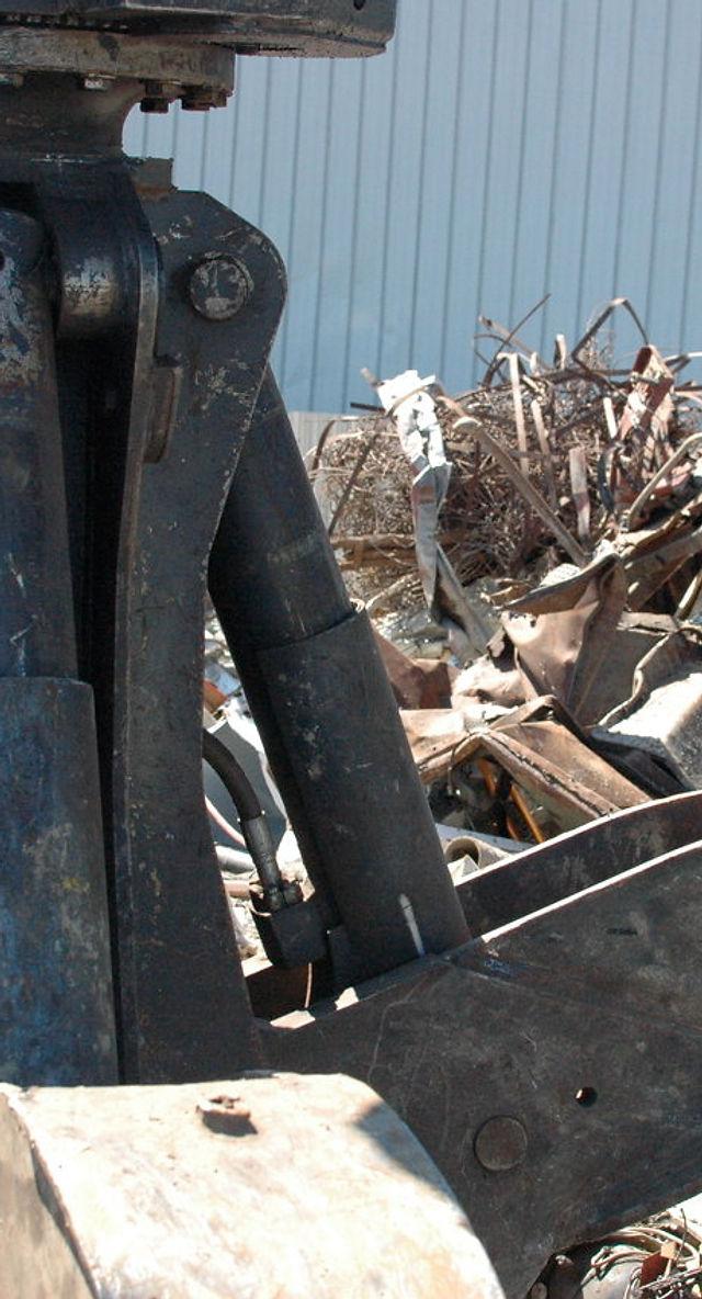 Scrap metal   Orillia   FM Recycling