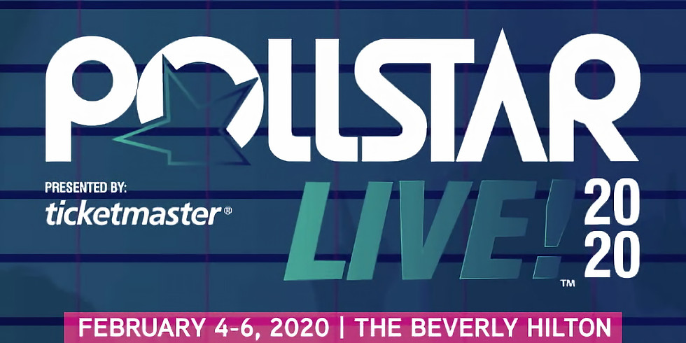 Pollstar Live! Chinese entertainment industry visiting Trip.