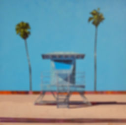 Beach Structure with Two Palms_Benedict