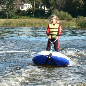 Water ski, wakeboard at Riga