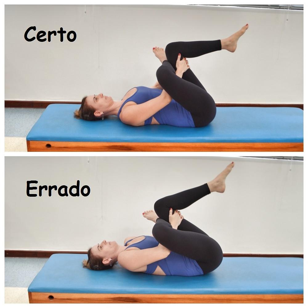 pilates e alongamento