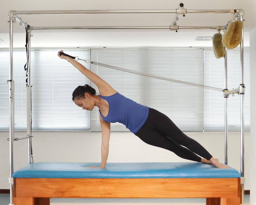 Pilates twist