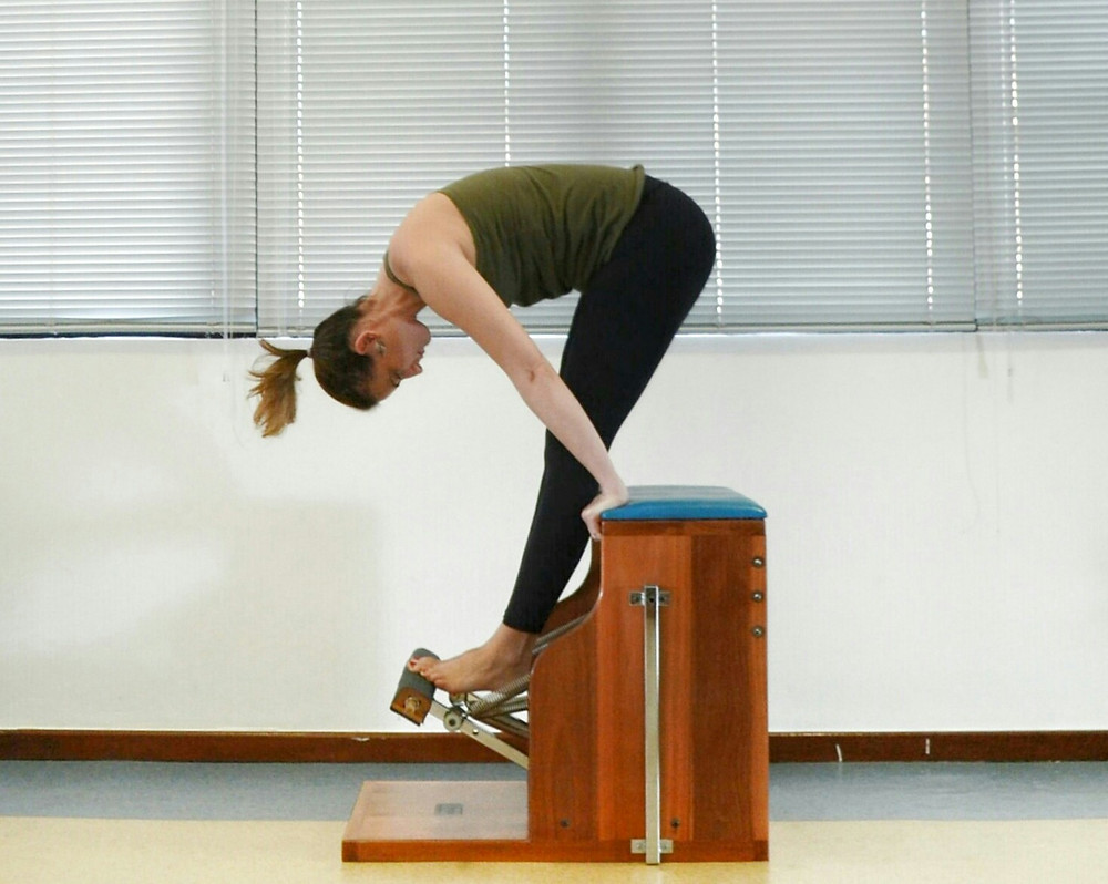 pilates tendon stretch