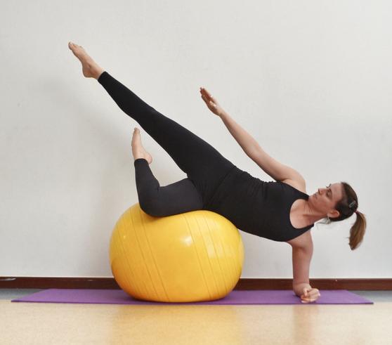 Pilates é Sobre Controle, Qualidade, Concentração