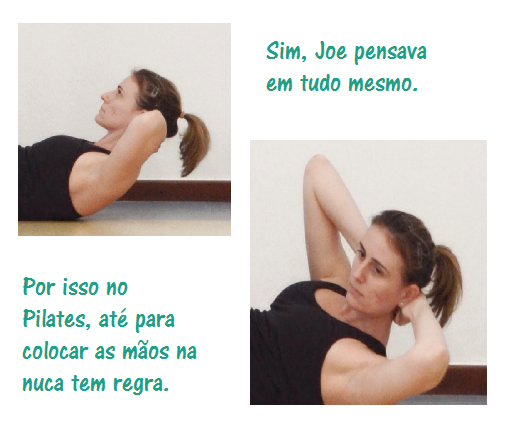 abdominais no pilates