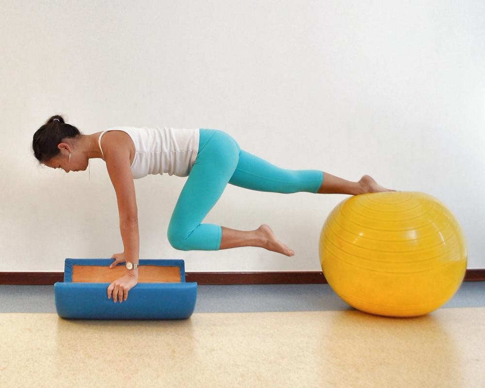 pilates e equilíbrio
