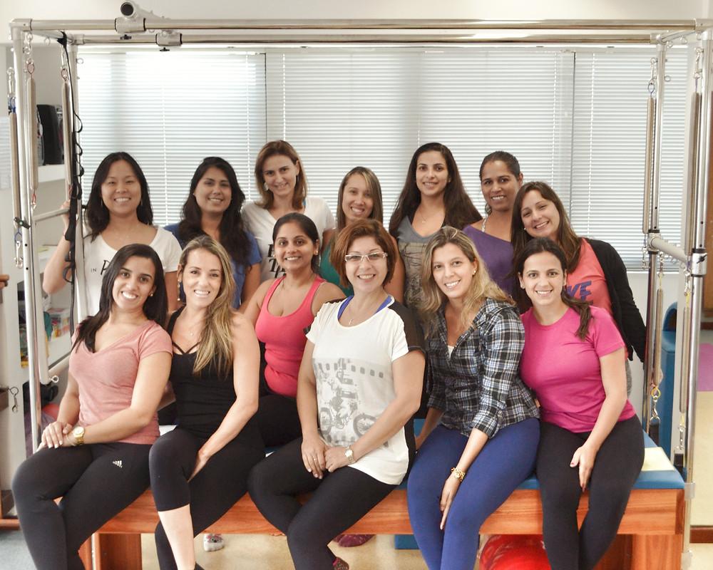 workshop de pilates