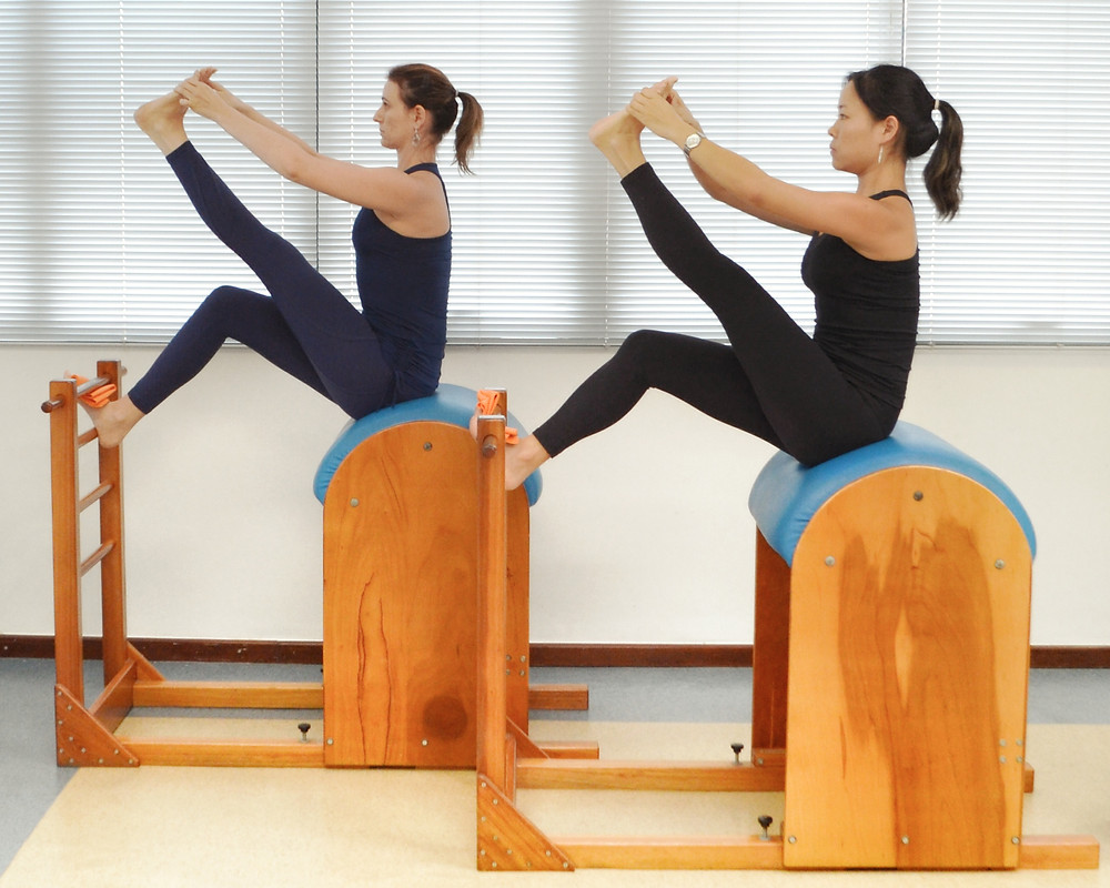 pilates tree no barril