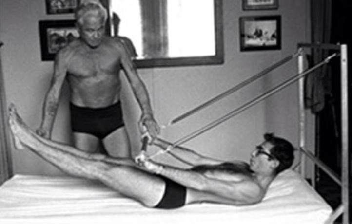 instrutores de pilates