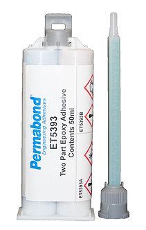 Permabond ET5393 1 x 50ml rapid dual cartridge
