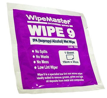 IPA Cleaning Wipe large sachet x 1