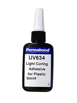 Permabond UV634 1 x 50ml bottle