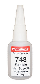 Permabond 748 1 x 20g bottle