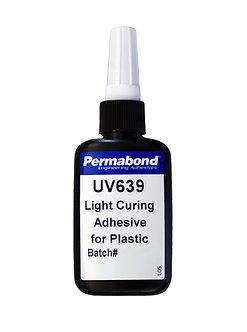 Permabond UV639 1 x 50ml bottle
