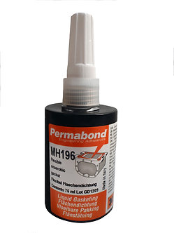 Permabond MH196 1 x 75ml accordian bottle
