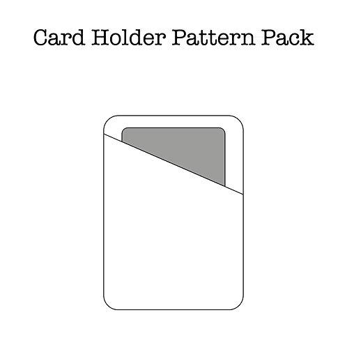Card Holder Pattern Pack