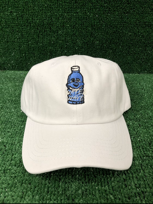 White Dad Hat