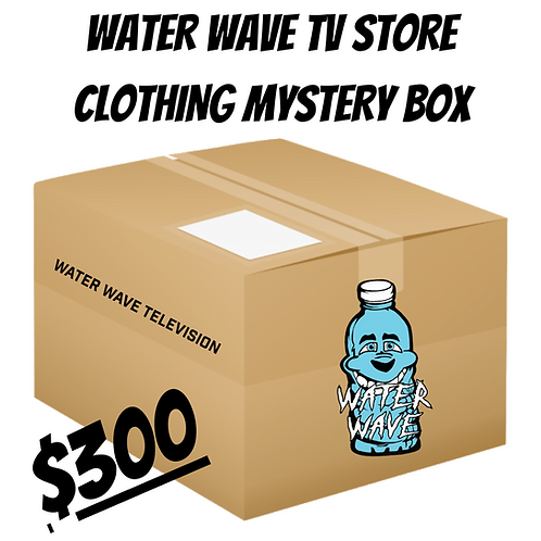 $300 Clothing Mystery Box