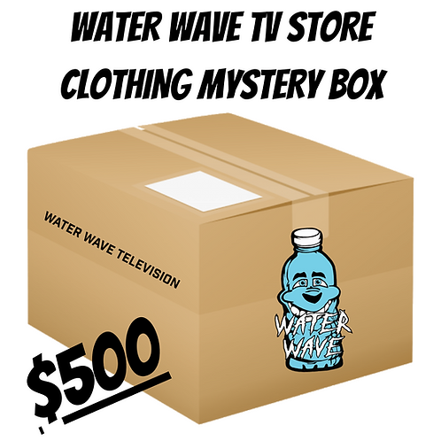 $500 Clothing Mystery Box
