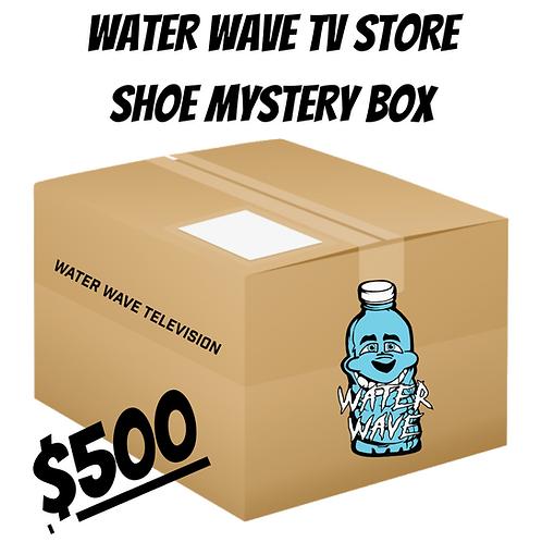 $500 Shoe Mystery Box