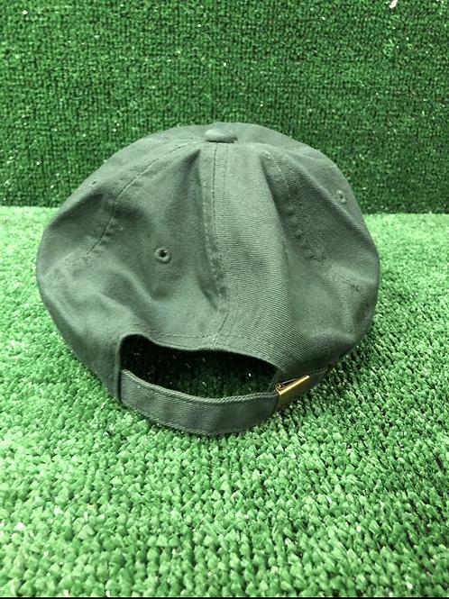 Dark Green Dad Hat