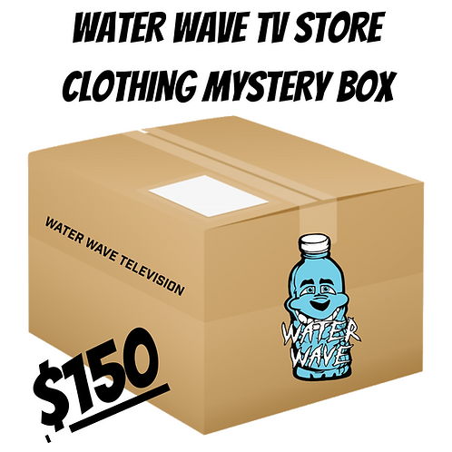 $150 Clothing Mystery Box